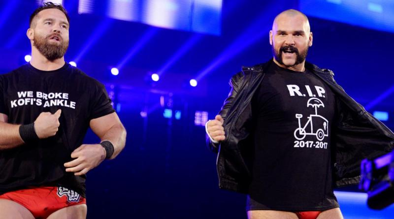 Scott Dawson Of The Revival Reportedly Suffers Biceps Injury.
