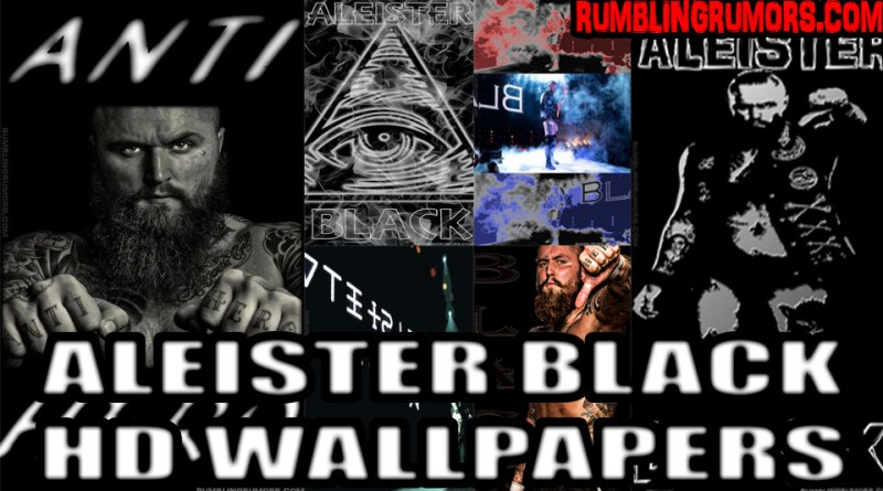 Aleister Black HD Wallpapers & Backgrounds.