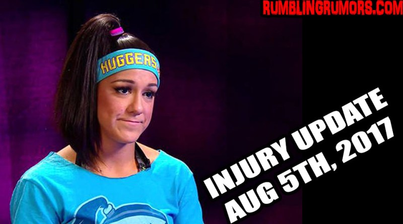 Bayley Injury Update and What We Know.