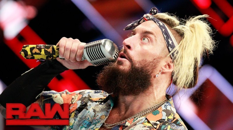 enzo amore is reportedly looking into a rap career rumblingrumors