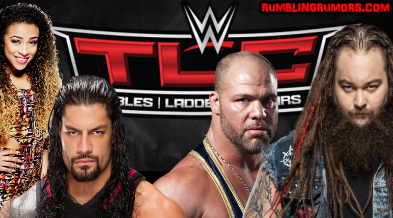 What We Know About WWE Pulling Roman Reigns, Wyatt and More Off TLC.