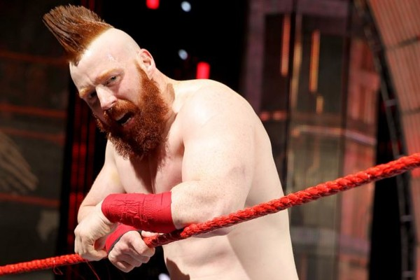 "Sheamus Update On ""Career Ending"" Injury."