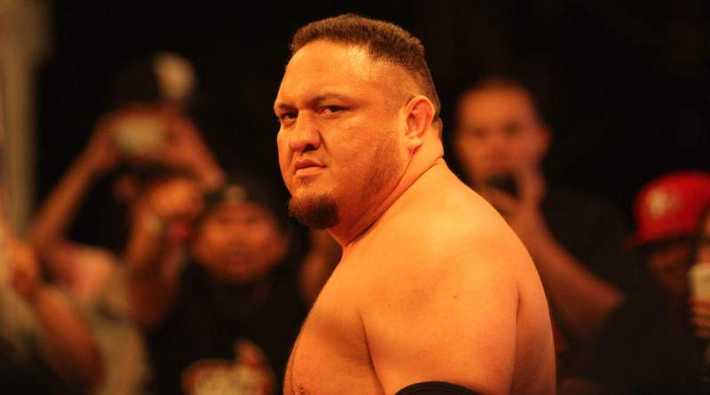 Samoa Joe Will Be Missing The Royal Rumble, Injury Update.