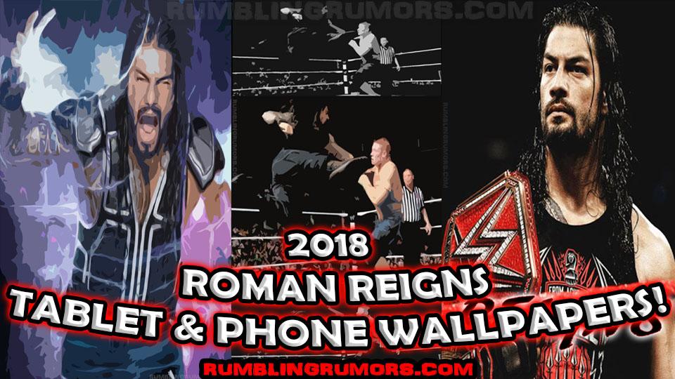 roman reigns wallpaper 2018