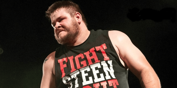 Kevin Owens Changed His Name Back To Kevin Steen.