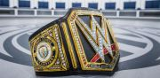 WWE Presents Manchester City With A Special WWE Title Belt To Mark Premier League Chamopns