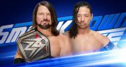 Styles and Nakamura Battle Tonight With WWE Money In The Bank Implications.