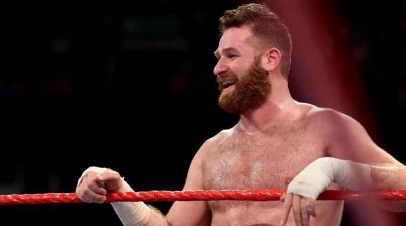 Sami Zayn Hopeful Return Date and Details On Injury.