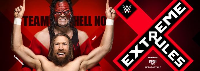 EXTREME RULES START TIME AND MATCHES