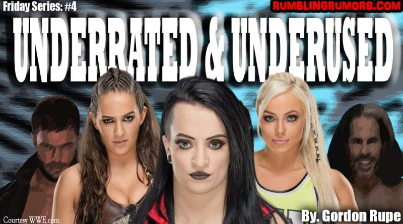 Underrated & Underused WWE Superstars Today: #4 Riott Squad