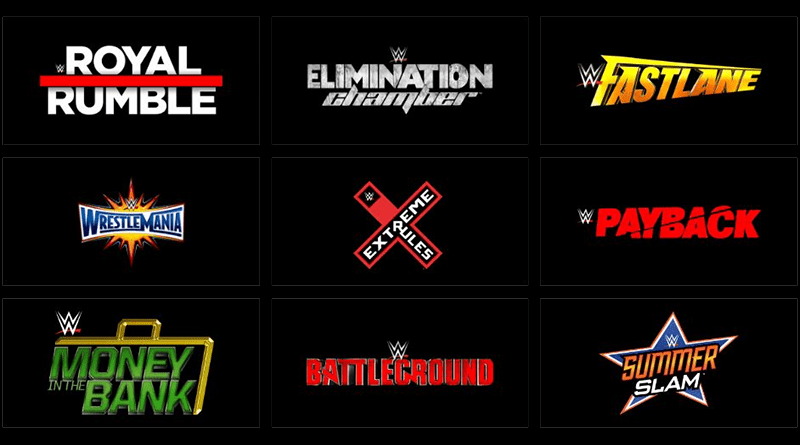 WWE Makes Major Changes To Their PPV Schedule For 2018