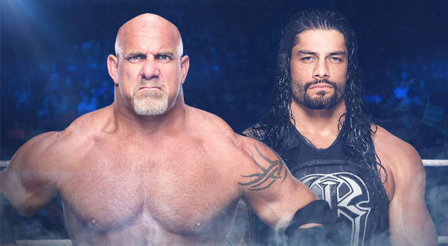 Goldberg Calls Out Undertaker and Roman Reigns For An EPIC Dream Match