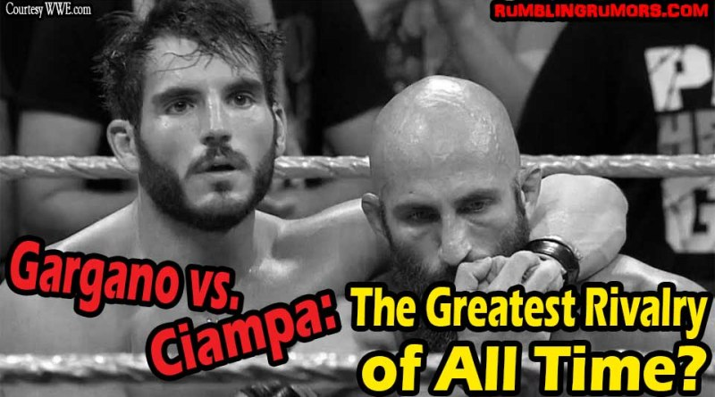 Johnny Gargano vs. Tommaso Ciampa: The Greatest Rivalry of All Time?