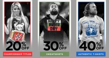 WWESHOP SALE