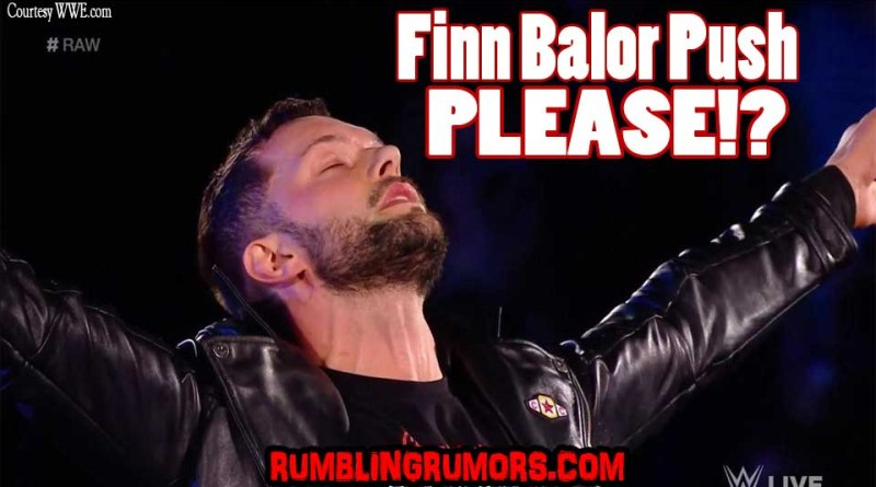 Finn Balor Push Please!?