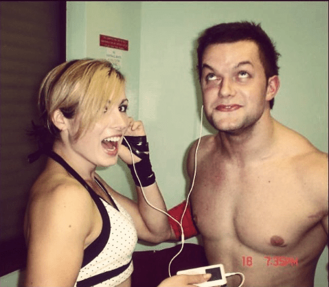 becky lynch and finn balor