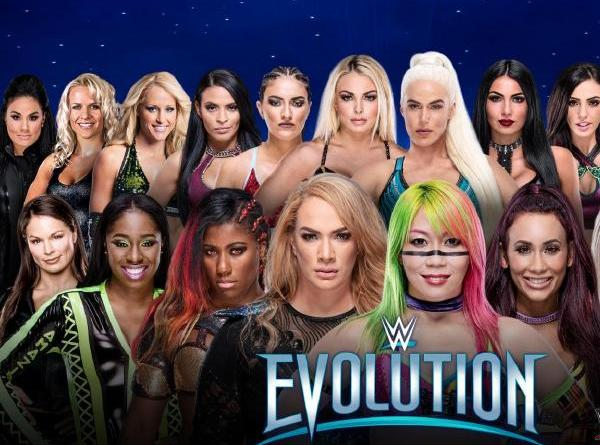 WWE Evolution Pay Per View Predictions.