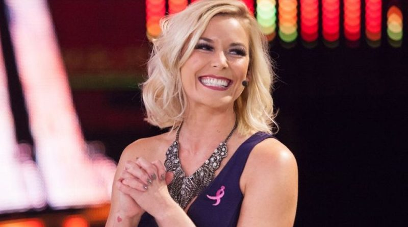 Breaking: Renee Young Allowed To Join WWE Crown Jewel Announce Team.