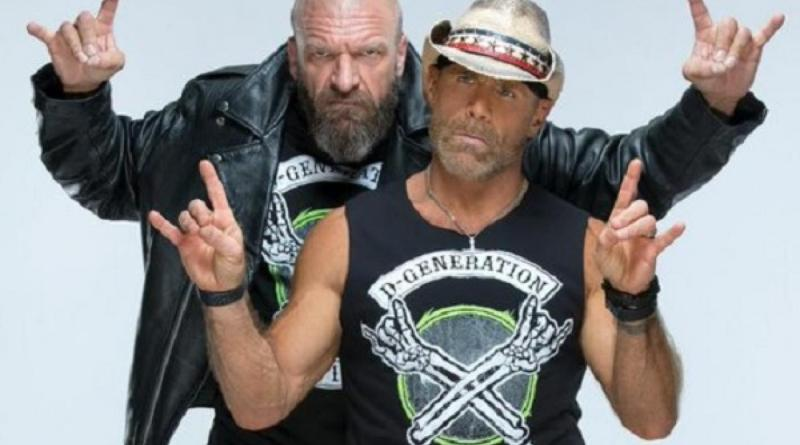 "WWE Wants To Remind Us All That DX Is Really ""Back"""