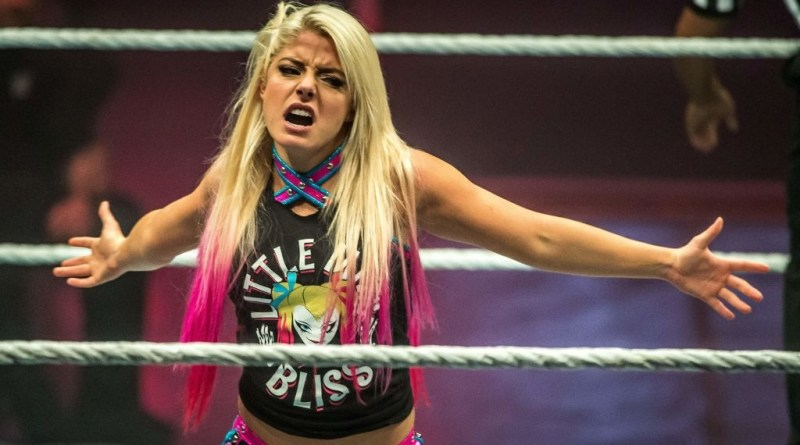 Alexa Bliss Squashes Retirement Rumors