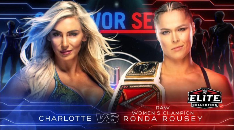 Who Should Win? Ronda Rousey or Charlotte Flair.