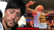 Fired WWE Star Enzo Amore Sneaks Into 'Survivor Series,' Gets Slammed By Security. (Videos & Enzo Comments).
