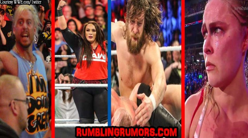 WWE Survivor Series 2018 Reviews & Grades.