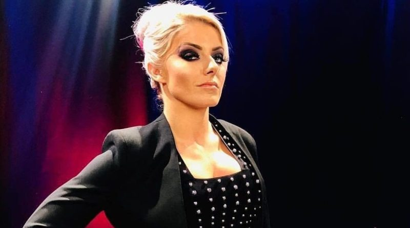 Why I want Alexa Bliss as the RAW General Manager.