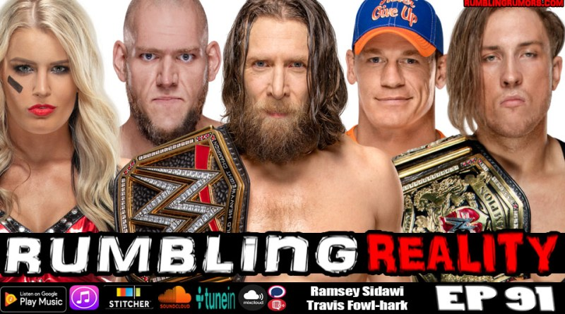 Rumbling Reality Episode 91