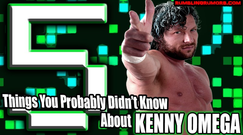 5 Things You Probably Didn't Know About Kenny Omega