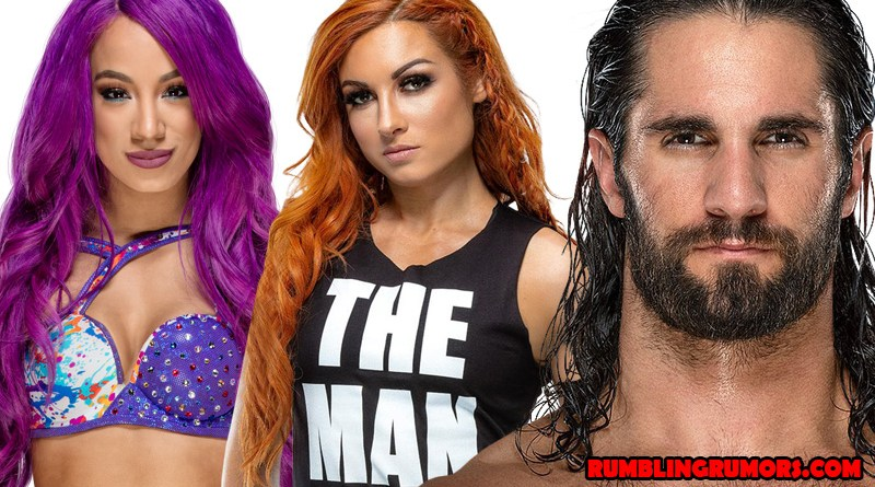 Injury Update: Seth Rollins, Becky Lynch, Sasha Banks