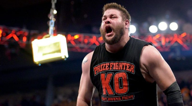 "Kevin Owens ""I'm not coming back to WWE until I'm Done With.."""