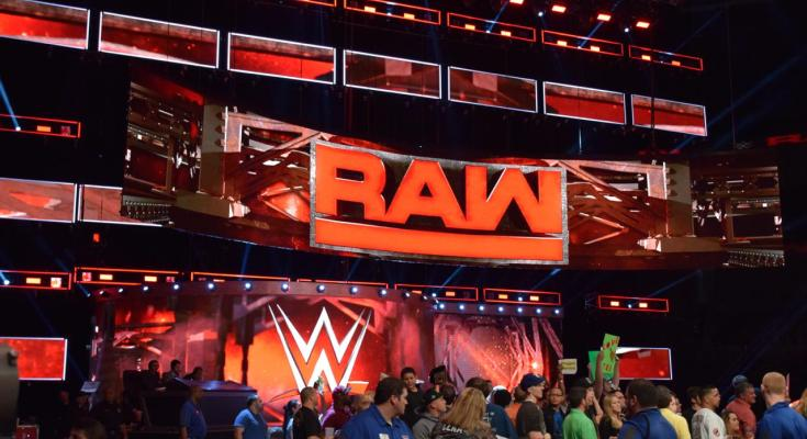 Several Top NXT Talent Backstage At RAW (Possible Spoiler)