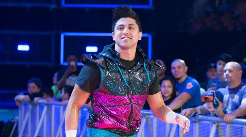 TJP Reacts To His WWE Release