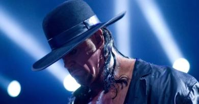 The Undertaker's WWE Contract Expire Today