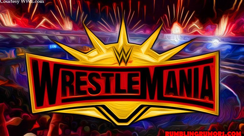 WWE WrestleMania 35 Matches, 2019 card, Location, Date, Start Time, Kick Off Show, Rumors, News