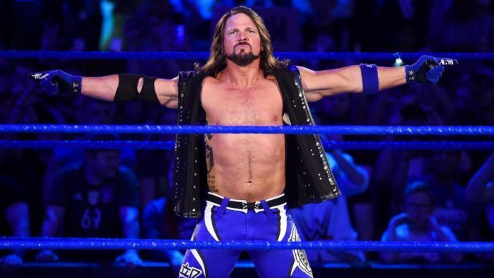 AJ Styles Signs New WWE Contract & Announces New Member of His Family.