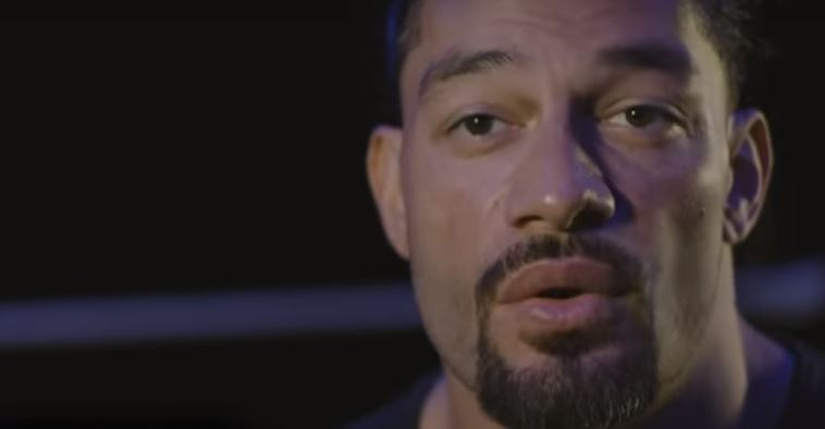 Roman Reigns On Inspiring Other Cancer Patients (Video)