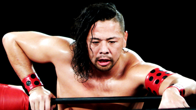 """Shinsuke Nakamura Has """"Checked Out"""" From WWE."""
