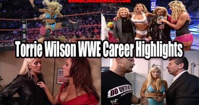 Torrie Wilson WWE Career Highlights & Matches (Videos)