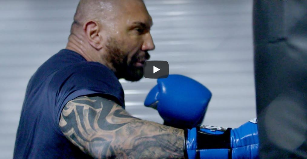 Batista Trains For His WrestleMania 35 Match With Triple H
