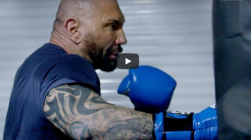 Batista Trains For His WrestleMania 35 Match With Triple H (Video)