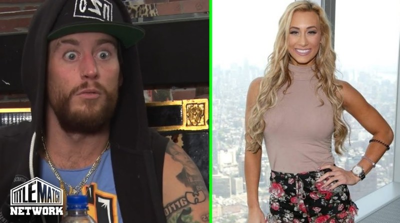 Enzo Amore On Carmella , Liv Morgan & More (Video)