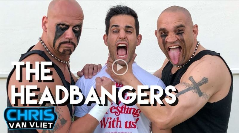 The Headbangers Talk AEW, If They Should Be In The WWE Hall Of Fame & More.