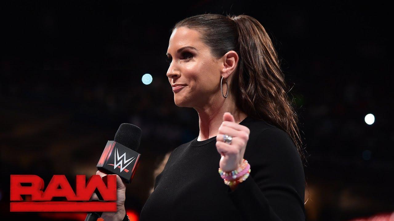 Stephanie McMahon To Make Major WrestleMania 35 Main Event Announcement On RAW