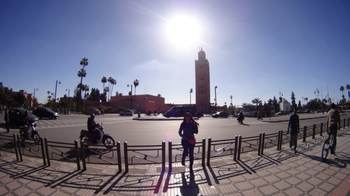 Marruecos en bicicleta 2