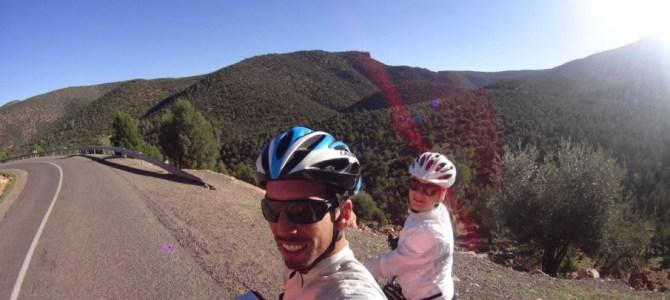 Marruecos en Bicicleta: Marrakech y sus alrededores.