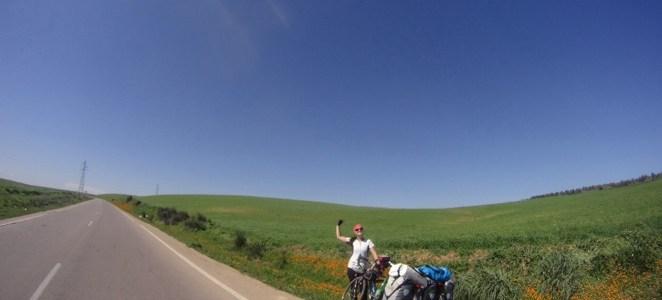 Marruecos en bicicleta: Fés a Rabat.
