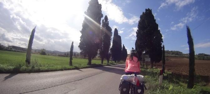 La Toscana en bicicleta