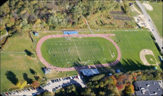 Hosmer Field Track